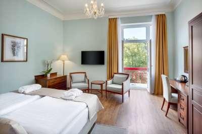 Dvoulůžková pokoj Premium