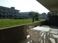 Součástí apartmánu je i balkon