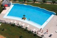 Bazén rezidence
