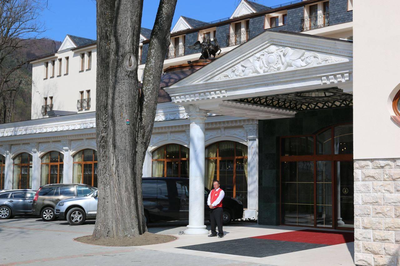 Hotel Aphrodite Palac
