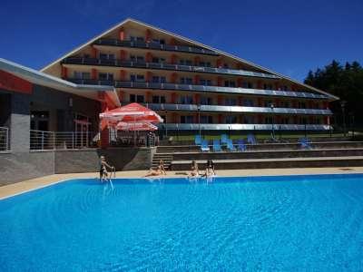 HOTEL JEZERKA foto
