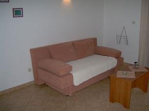 Čtyřlůžkový apartmán s přistýlkou