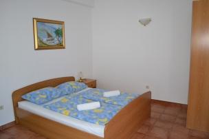 Dvoulůžkový apartmán se dvěmi přistýlkami