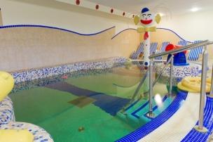 Vnitřní dětský bazén