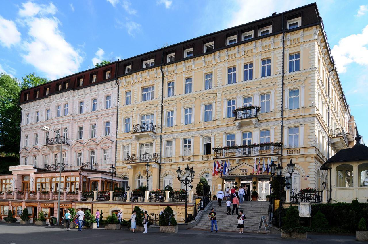 Lázeňský hotel Kriváň