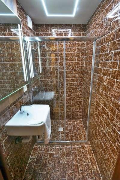 Koupelna v pokojích