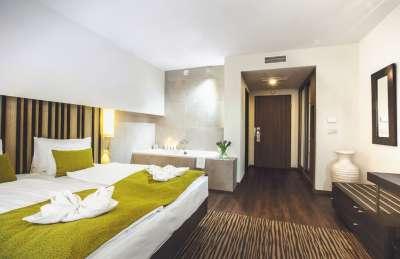 Dvoulůžkový pokoj Premium Plus