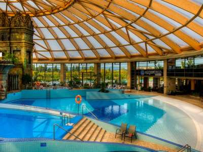 AQUAWORLD RESORT BUDAPEŠŤ foto