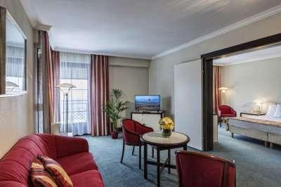 Dvoulůžkový pokoj Suite
