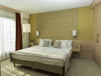 Dvoulůžkový pokoj Suite Deluxe
