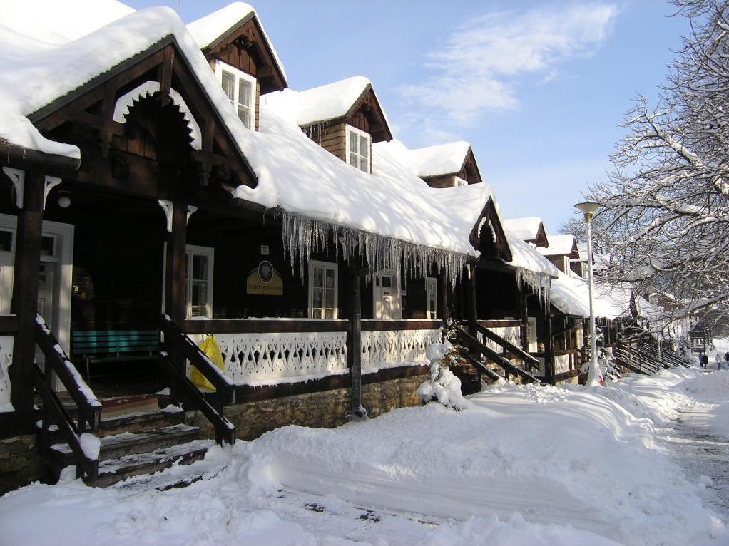 Švýcarské domky