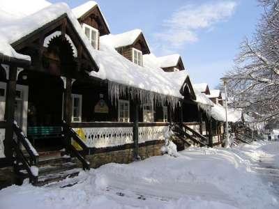 HOTEL ŠVÝCARSKÉ DOMKY foto