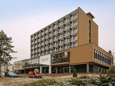 HOTEL ALEXANDER foto