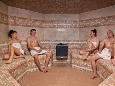 Parní sauna