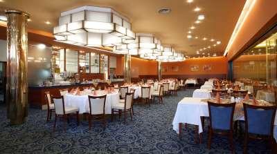 Restaurace v hotelu