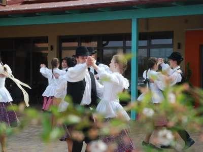 Folklorní tradice - tradiční tanec