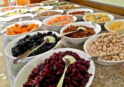 Sušené plody