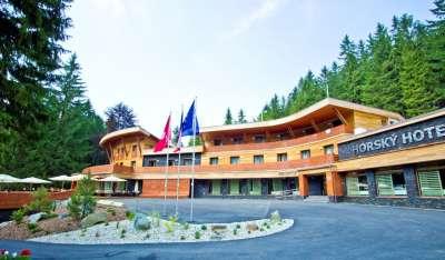 HORSKÝ HOTEL ČELADENKA foto