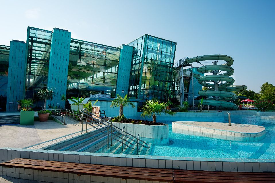 Portobello Wellness Hotel a Aquasziget