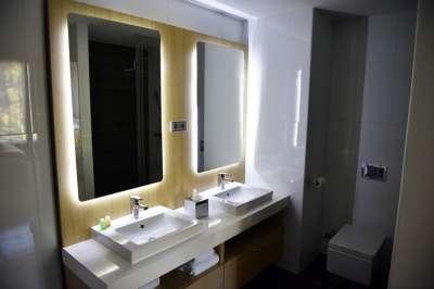 Suite Apartmán il capitano koupelna