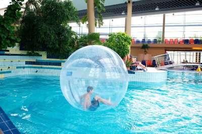 Aquasziget vnitřní bazén