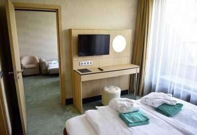 Rodinný pokoj - ložnice