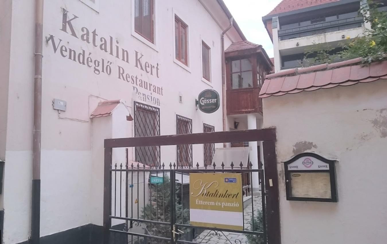 Penzion Katalinkert
