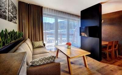 Apartmány Modern s jednou ložnicí