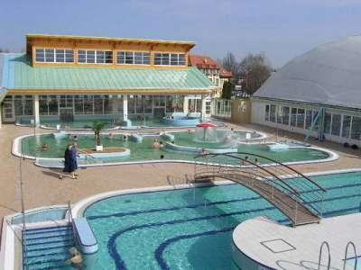Bio Flexum termální bazény