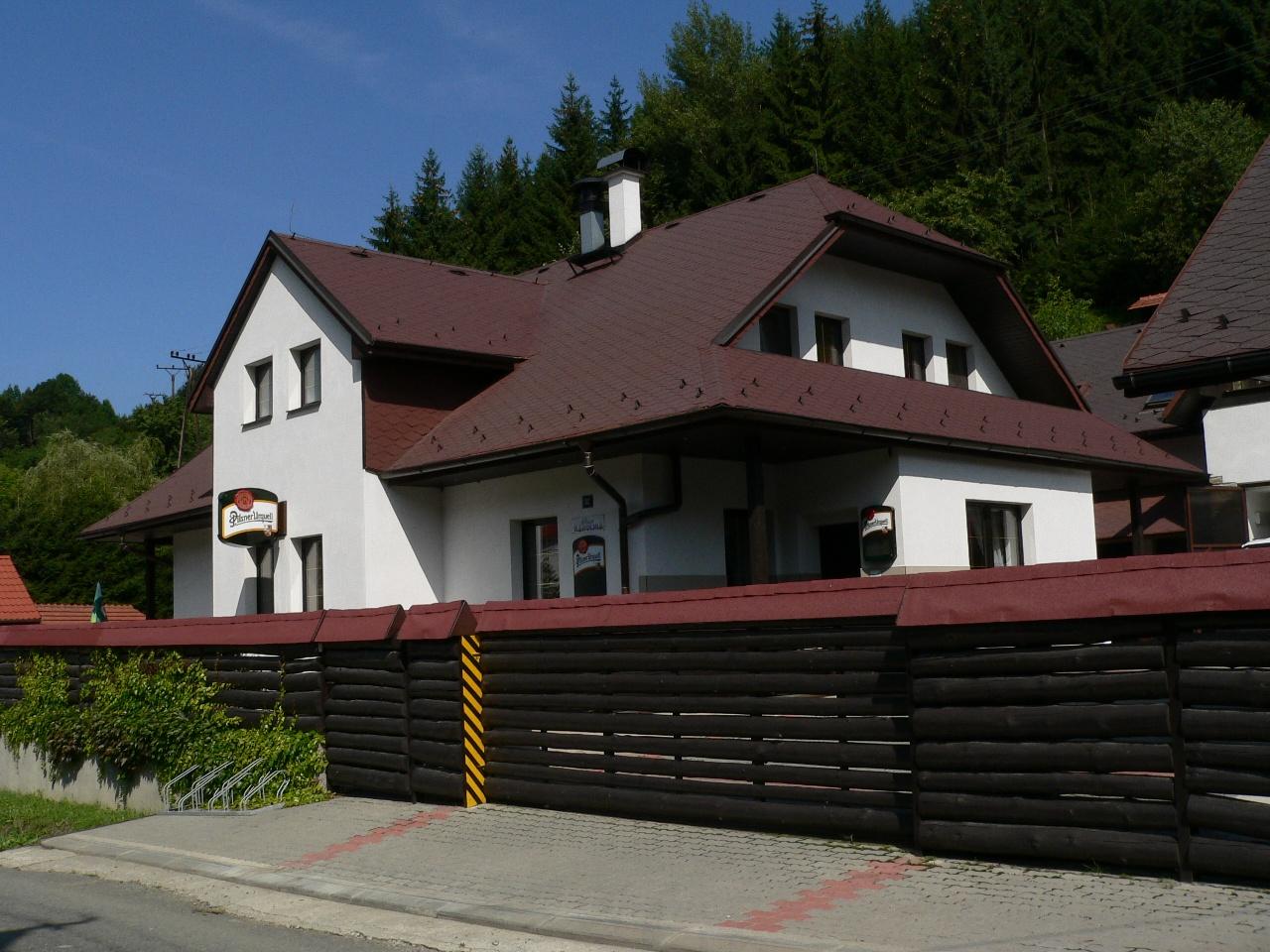 Penzion se nachází v obci Trnava cca 20 km od Zlína.