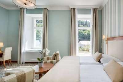 dvoulůžkový pokoj Maria Superior Deluxe