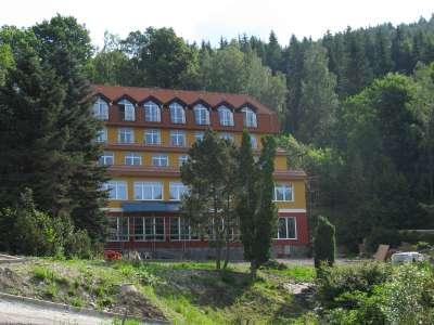 HOTEL ZLATÁ OPAVICE foto