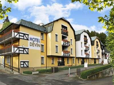 SPA HOTEL DĚVÍN foto