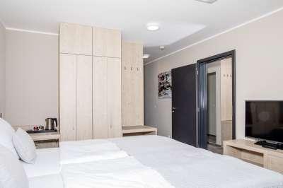 Čtyřlůžkový rodinný apartmán