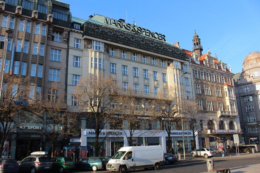 Wenceslas Square Apartments