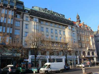 WENCESLAS SQUARE APARTMENTS