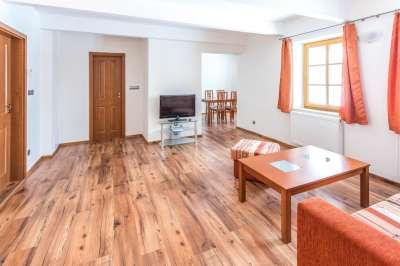 Apartmán pro 6 osob s jednou ložnicí č. 3