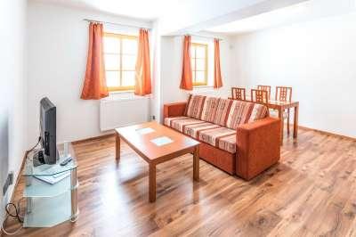 Apartmán pro 4 osoby č. 2