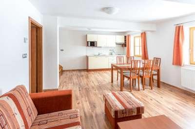 Apartmán pro 4 osoby č. 6