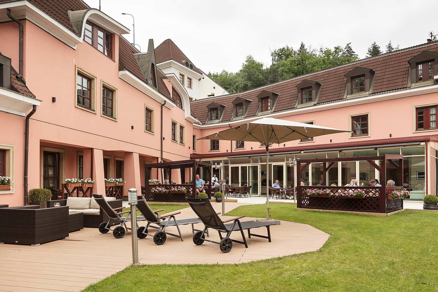 Hotel Hoffmesister & Spa