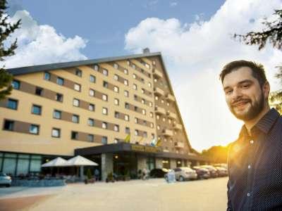 Wellness hotel Patria