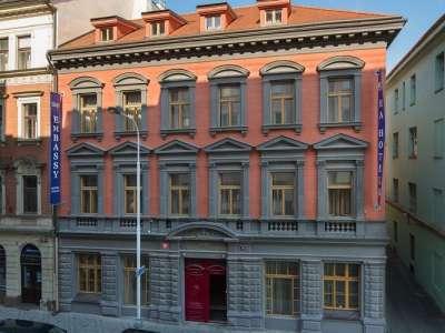 HOTEL EMBASSY PRAGUE foto