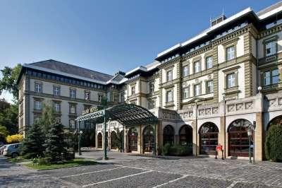ENSANA GRAND MARGARET ISLAND HEALTH SPA HOTEL foto