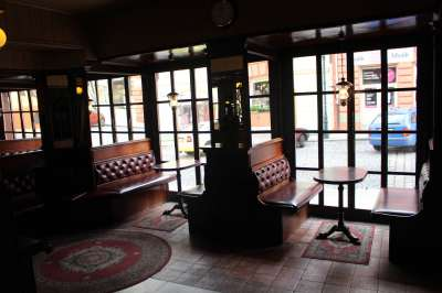 Kavárna Chesterfield