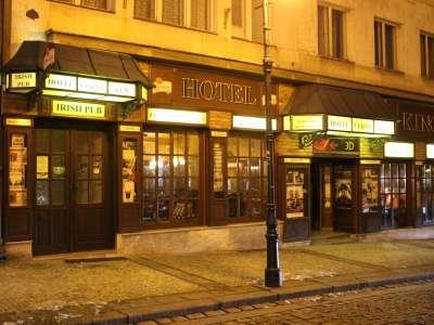 HOTEL ČERNÝ KŮŇ foto