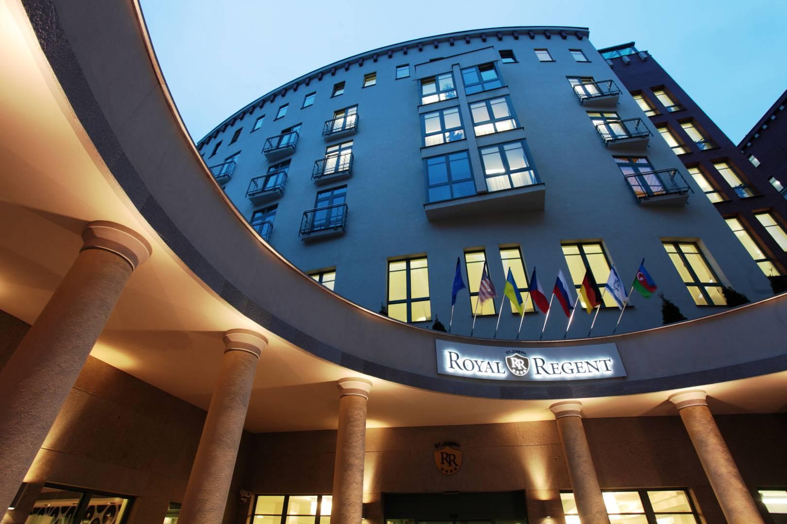 WELLNESS HOTEL ROYAL REGENT