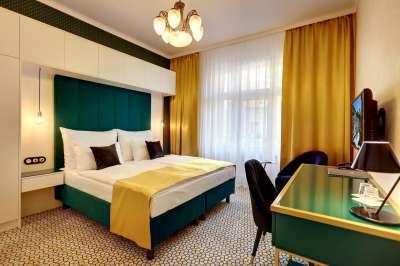 Dvoulůžkový pokoj Comfort Plus