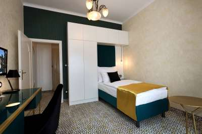 Jednolůžkový pokoj Comfort Plus