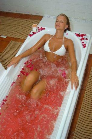 Perličková koupel