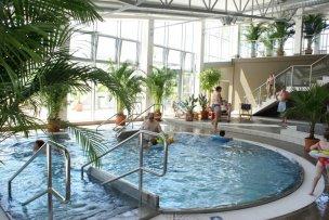Aquapark - dojezdový bazén